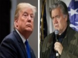 President Trump Claims He Does Not Speak To Steve Bannon