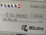 Plant Employees Win Million-dollar Powerball Jackpot