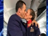 Pope Francis Marries Couple In Airplane