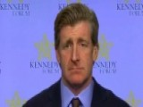 Patrick Kennedy Calls For More Action To End Opioid Crisis