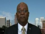 Pastor Blasts 'disrespectful' Congressional Black Caucus