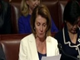 Pelosi Urges No Budget Deal Without Protection For Dreamers