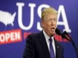 President Trump To Address The National Prayer Breakfast