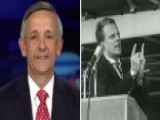 Pastor Robert Jeffress On Carrying On Billy Graham's Message