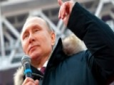 Putin Boasts Of New High-tech Weaponry