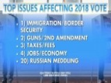 Poll: Voters Say Immigration Top Issue Affecting 2018 Vote