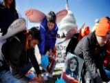 Protesters, White House Want Congress To Act On Immigration