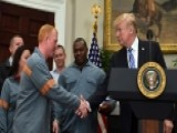 Pennsylvania Steelworkers Hopeful After Tariffs Announcement