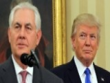 President Trump Asked Rex Tillerson To Step Aside
