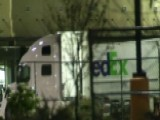 Package Explodes Inside Texas FedEx Facility
