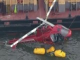 Pilot Cites Passenger Harness As Cause Of Helicopter Crash