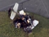 Plane Collision At An Indiana Municipal Airport Kills Two