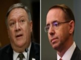 Pompeo Signals He Would Not Resign If Trump Fired Rosenstein