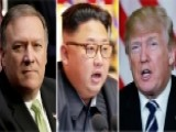 President Trump Praises Meeting Between Kim Jong Un, Pompeo