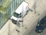 Police: Van Jumps Curb, Strikes Pedestrians In Toronto