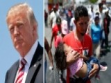 President Trump Orders DHS To Block 'caravan' At Border