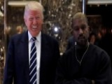 President Trump Thanks Kanye And Chance The Rapper