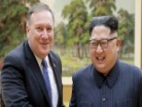 Pompeo Discusses Denuclearization Ahead Of NKorea Summit