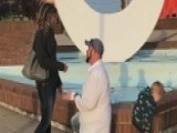 Peeing Boy Interrupts Couple's Proposal