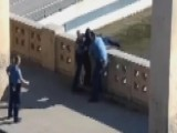 Police Chief In Minnesota Helps Save Would-be Bridge Jumper