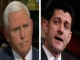 Pence On Whether Paul Ryan Should Step Down Before Midterms