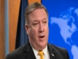 Pompeo Lays Out Admin's Commitment To Religious Freedom