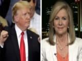 President Trump Holds Raucous Rally For Marsha Blackburn