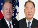 Pompeo To Meet With North Korea Adviser Kim Yong Chol
