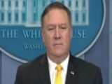 Pompeo: Trump Won't Stand For A Bad Deal With North Korea