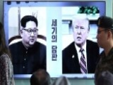 President Trump, Kim Jong Un Brace For Historic Meeting