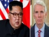 Portman: US Has To Be Skeptical Negotiating With North Korea