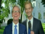 Peter Doocy Surprises Steve Doocy With Father's Day Gift