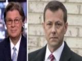 President Trump Calls Peter Strzok A 'sick Loser'