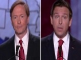 Putnam, DeSantis Clash Over Support For President Trump