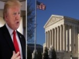 President Trump Meets With Senators On Supreme Court Pick
