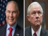 Pruitt Denies Reports That He Asked Trump To Fire Sessions