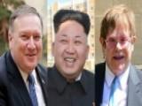 Pompeo Reportedly Gives Kim Jong Un An Elton John CD