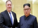 Pompeo In North Korea Pushing For Denuclearization