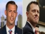 Purple Heart Recipient On Suggestion Strzok Deserves Honor