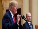 Presidents Trump, Putin Address Syria Conflict