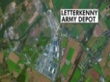 Pennsylvania Army Depot Explosion Leaves At Least 3 Injured