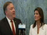 Pompeo: Must Crack Down On NKorea's Evasions Of Sanctions