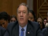 Pompeo: US Does Not Recognize Russia's Annexation Of Crimea