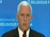 Pence Threatens Turkey With Sanctions If Pastor Isn't Freed