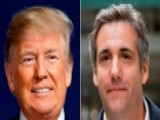 President Trump Fires Back At Latest Cohen Claim