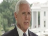 Pence: We Respect The Independence Of The Federal Reserve