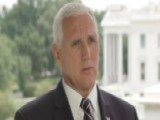 Pence: President Trump's Policies Are Reviving The Economy