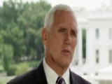 Pence: 4.1 Percent Growth A Testament To Trump's Leadership