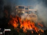 Public Information Officer: 17 Fires Burning In California