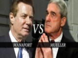 Paul Manafort V Robert Mueller: Courtroom Showdown #1